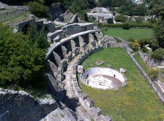 Archaeological Park of the Terme di Baia