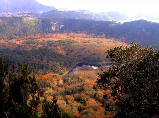 Astroni Crater Natural Reserve